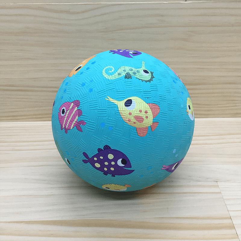 Pelota peces 13 cm