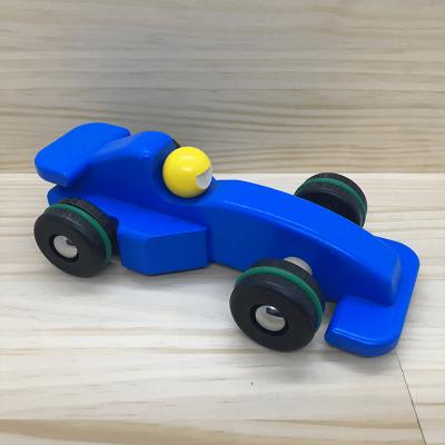Juguete Fórmula 1 azul