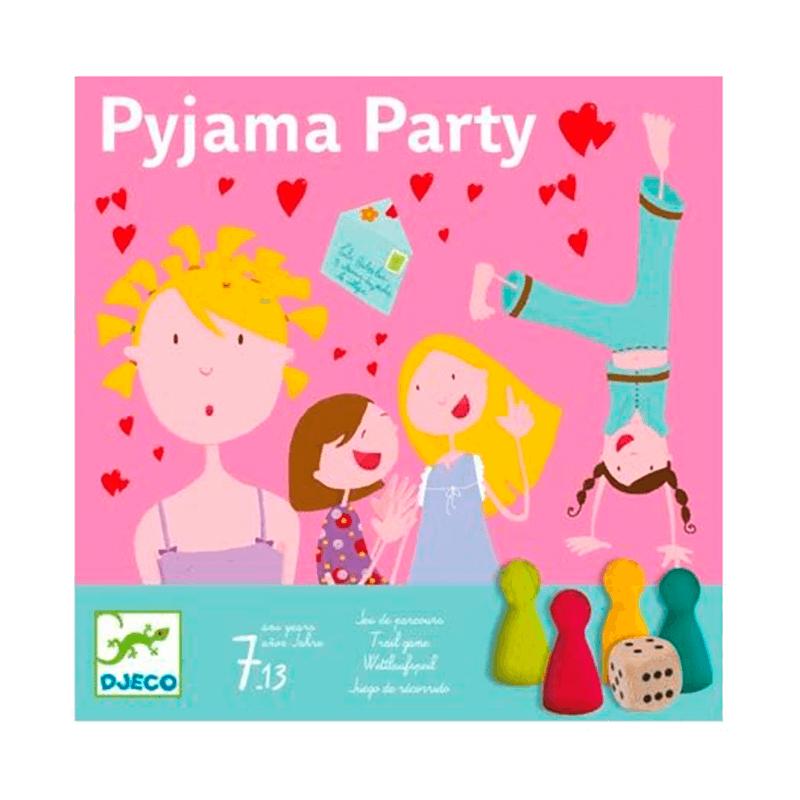 Juego Pyjama Party