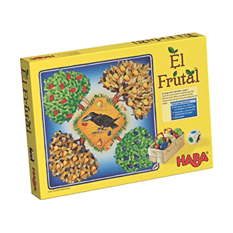 Juego El Frutal 3+