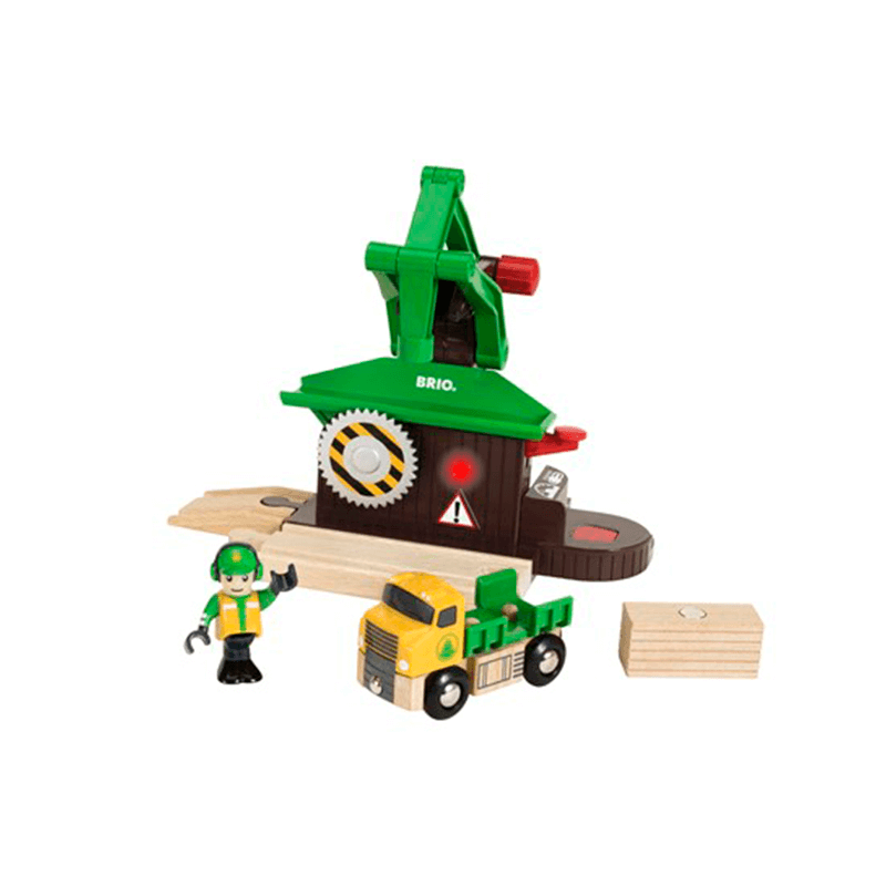 Sawmill Playset