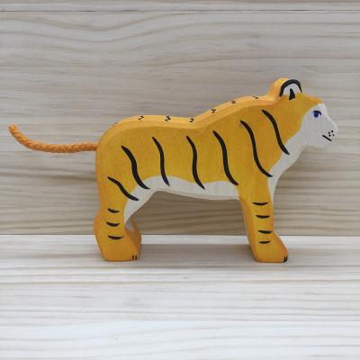 Tigre de madera holztiger