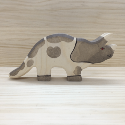 Triceratops de maderea holztiger
