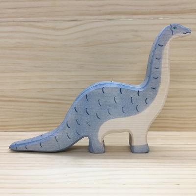 Branquiosaurio de madera holztiger
