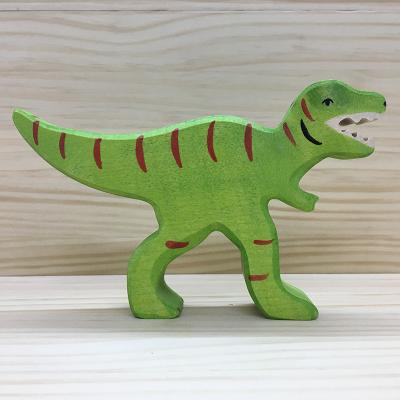 Tiranosaurio Rex de madera holztiger