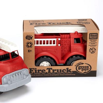 Camión de bomberos Green Toys
