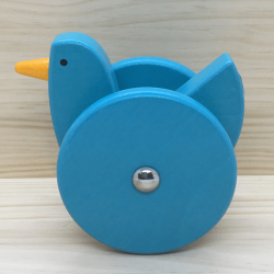 Tentetieso Wobbling bird azul