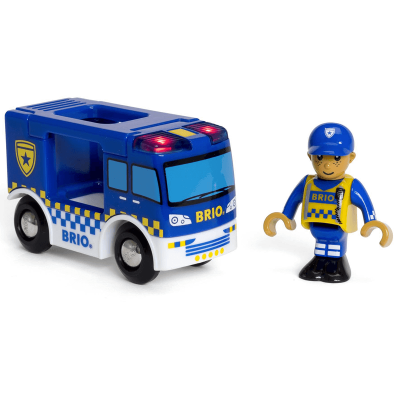 Furgón de policía Brio
