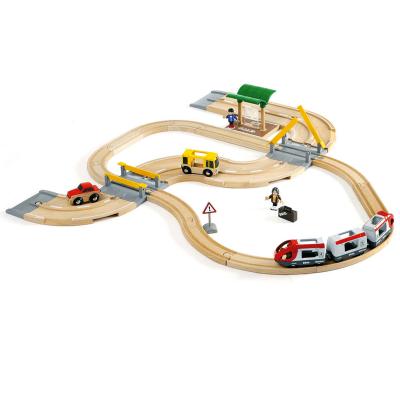 Set de Vías y Carretera Brio